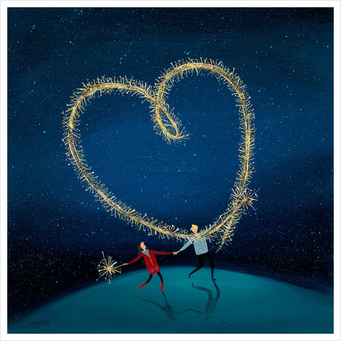 Sparkly Love by Jenni Murphy
