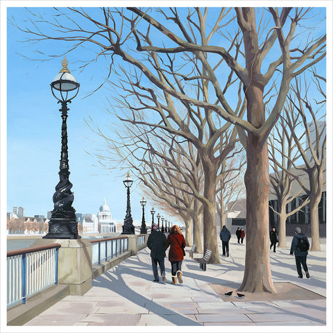 Embankment by Jo Quigley