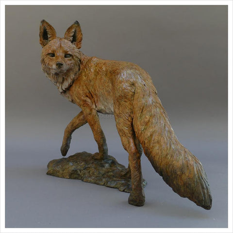 Fox by William Montgomery