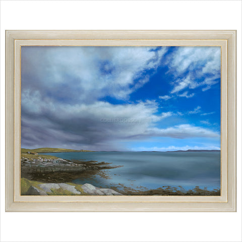 Berneray Warmth by Nicola Wakeling