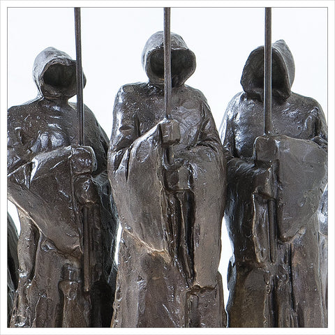 Candlemas Maquette by Philip Jackson