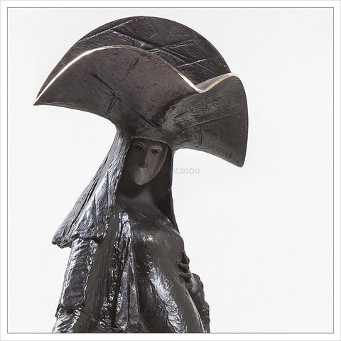 Salieri's Fan Maquette by Philip Jackson