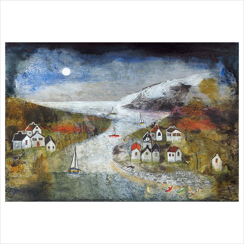 Riverside Dwellings by Rosa Sepple