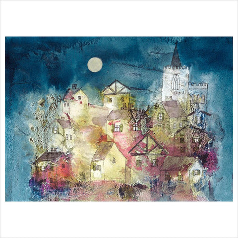 White Church by Rosa Sepple