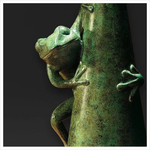 Tree Frog by Simon Gudgeon
