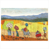 The Weekly Wash, Chipata by Sam Toft
