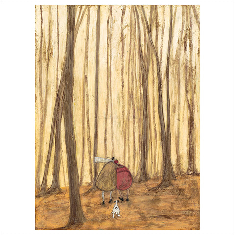 Golden Years by Sam Toft