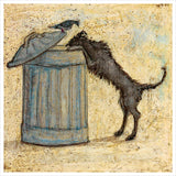 Friday Night Take Out by Sam Toft