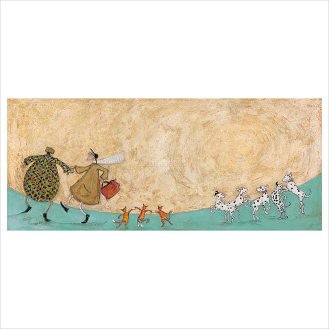 Strictly Fun by Sam Toft