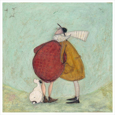 We Have all We Need by Sam Toft