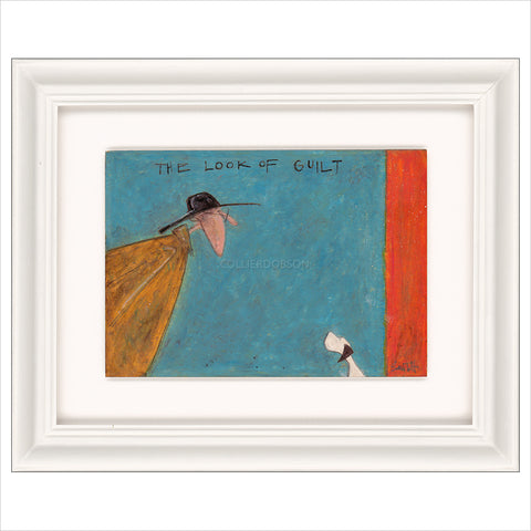 The Look of Guilt by Sam Toft