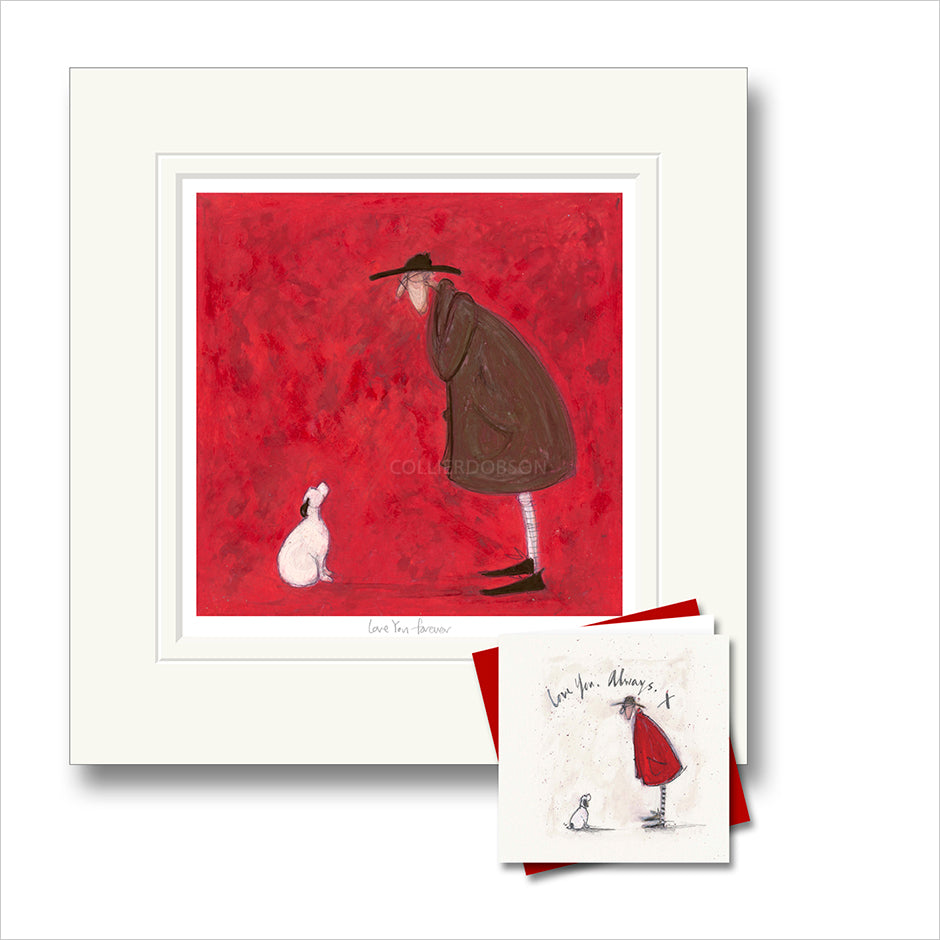 Sam Toft Limited Edition Print Love You Forever Order On Line