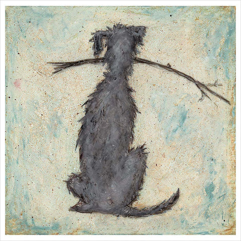 Happy as Larry by Sam Toft