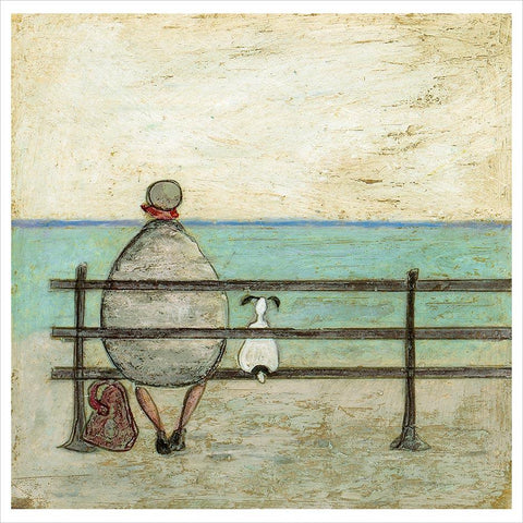 Watching the Day Go By with Doris by Sam Toft