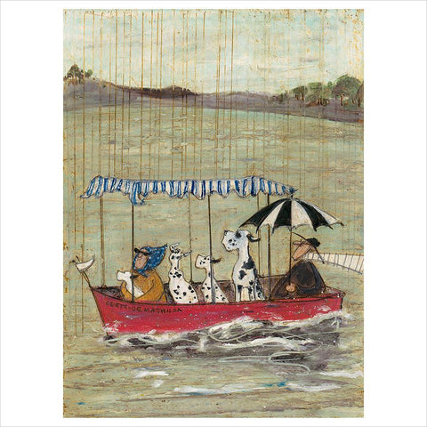 Occasional Showers by Sam Toft