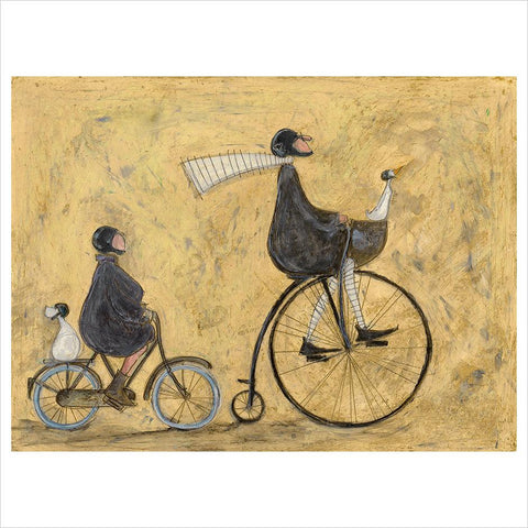 Tuppence Ha'Penny Adventure by Sam Toft