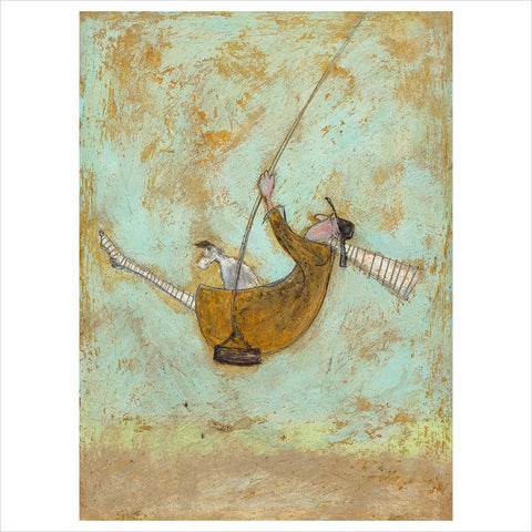 Flying Free by Sam Toft