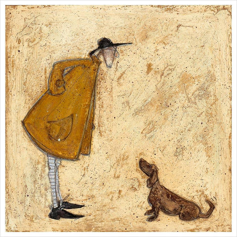 Who's a Silly Sausage by Sam Toft