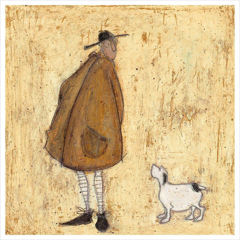 The Wanderer Returns by Sam Toft