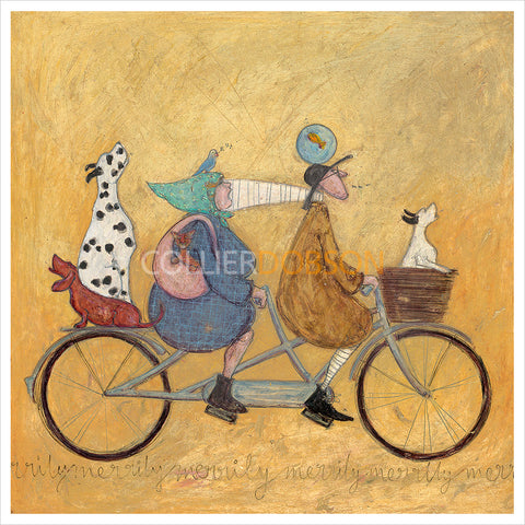 All Together Now by Sam Toft