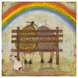 And the the sun came out by Sam Toft