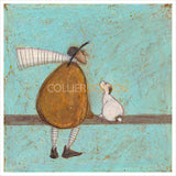 Just the Two of Us, You and I by Sam Toft