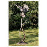 Heron - Life Size by Sophie Louise White