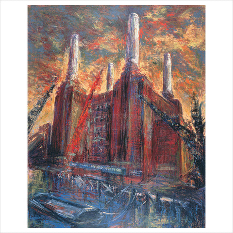Battersea Power Station by Tabitha salmon