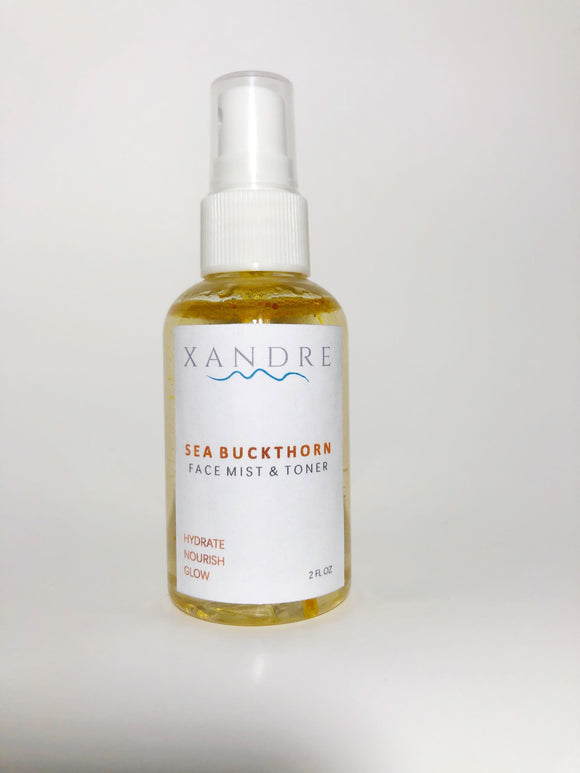Sea Buckthorn Mist & Toner