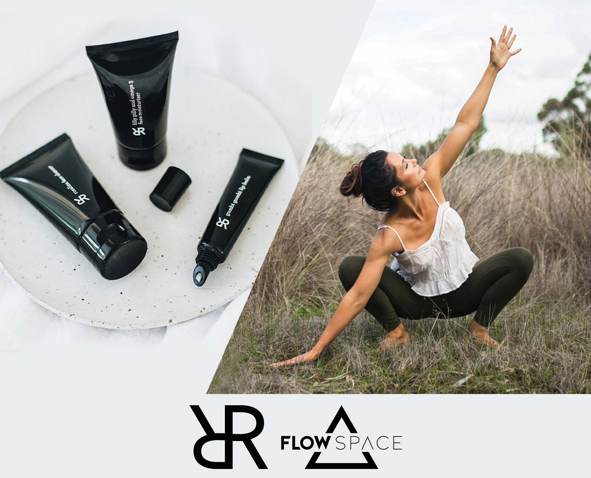 Flow Space Yoga x Rohr Remedy