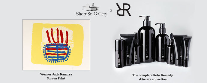Rohr Remedy x Short St Gallery Giveaway