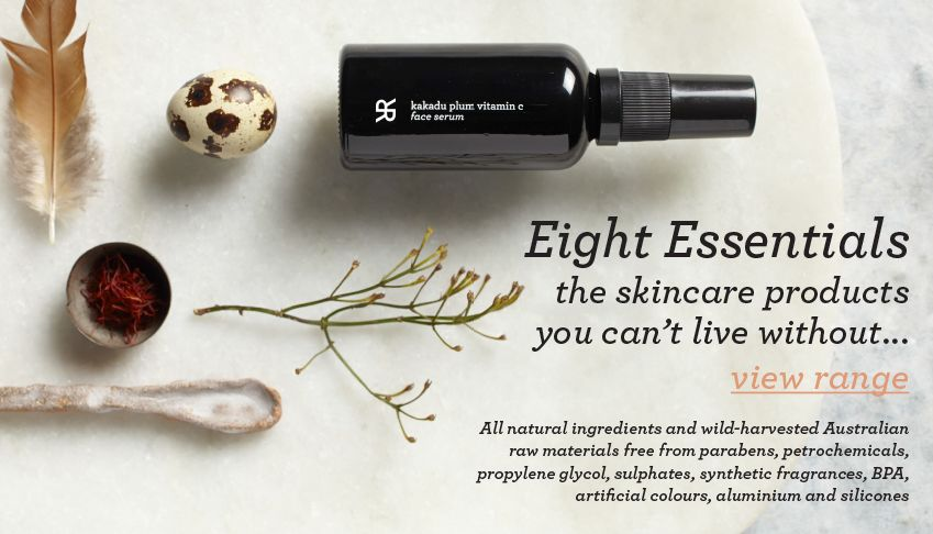 View the Eight Essentials Product Range