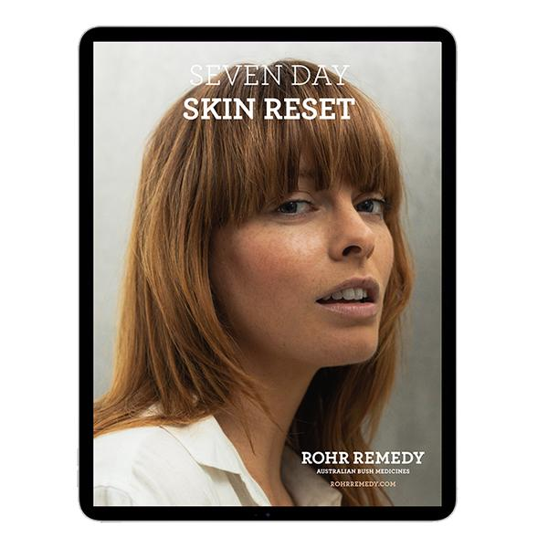 7 Day Skin Reset eBook
