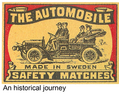 In A Matchbox - an historical journey