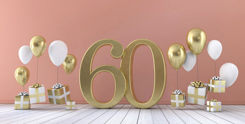 60th birthday messages