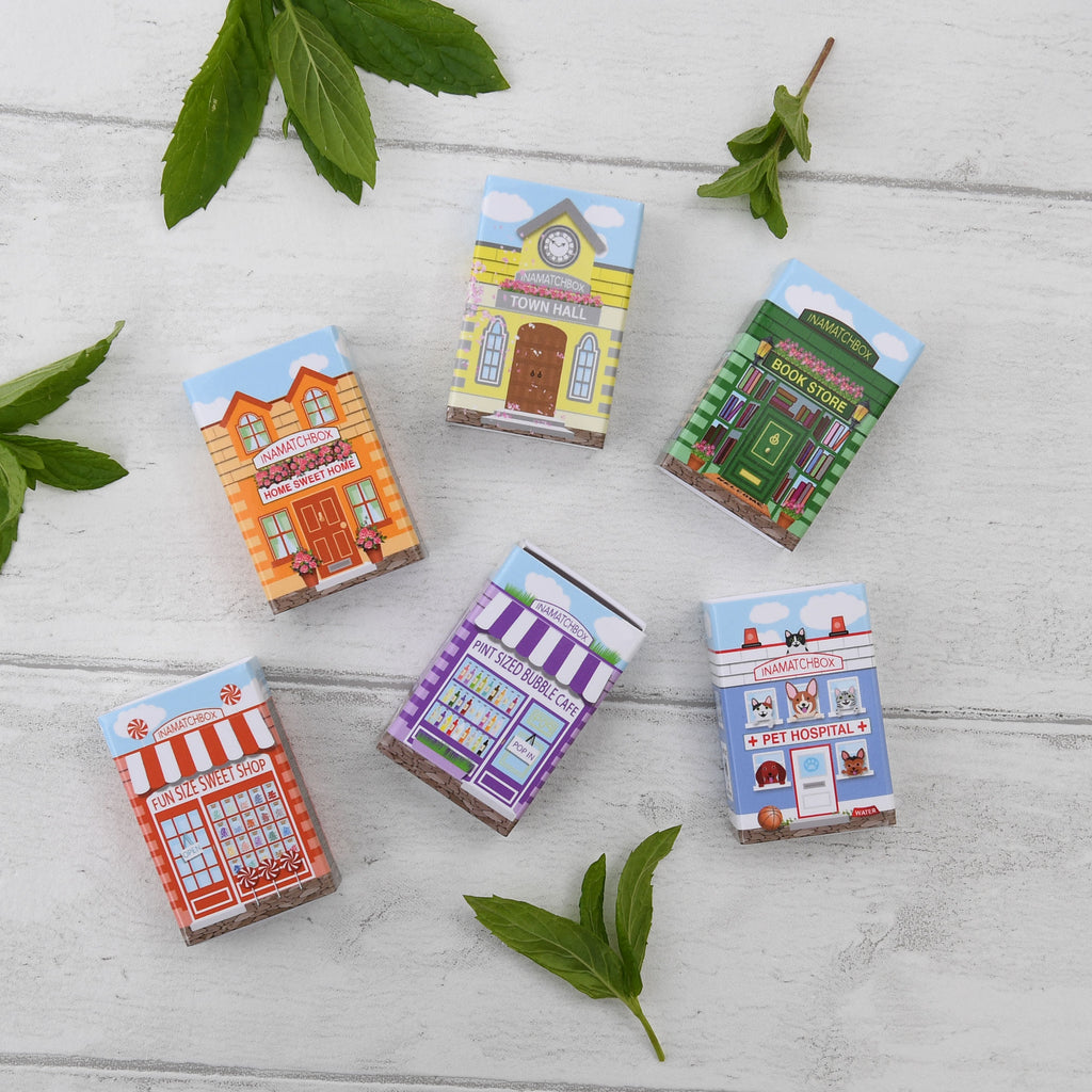Grow Your Own Sweet Shop