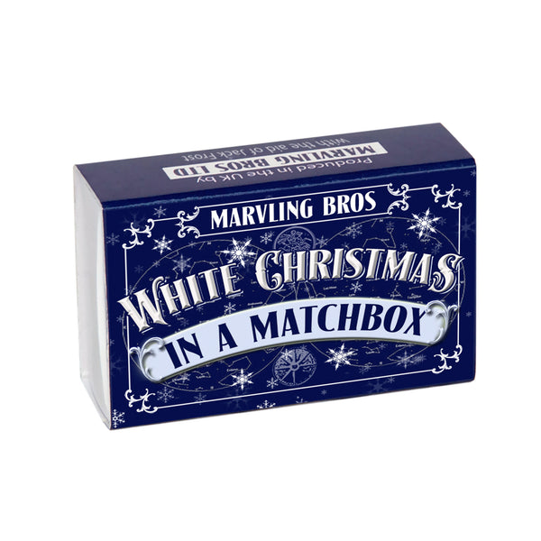 White Christmas In A Matchbox
