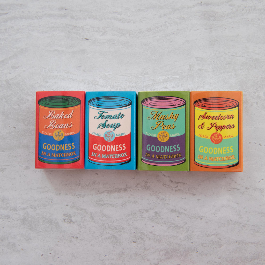 Grow Your Own Tomato Soup In A Matchbox