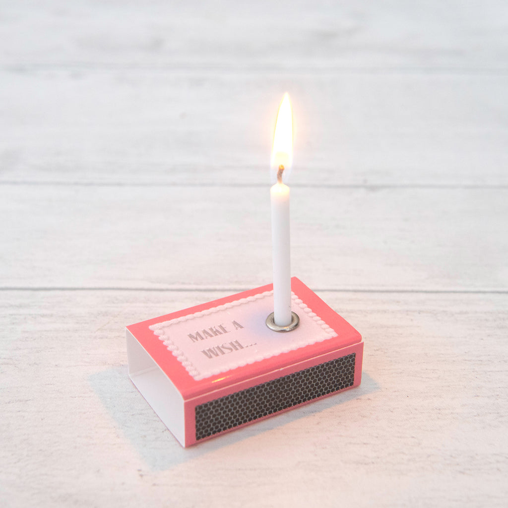 November Birthstone Gift In A Matchbox