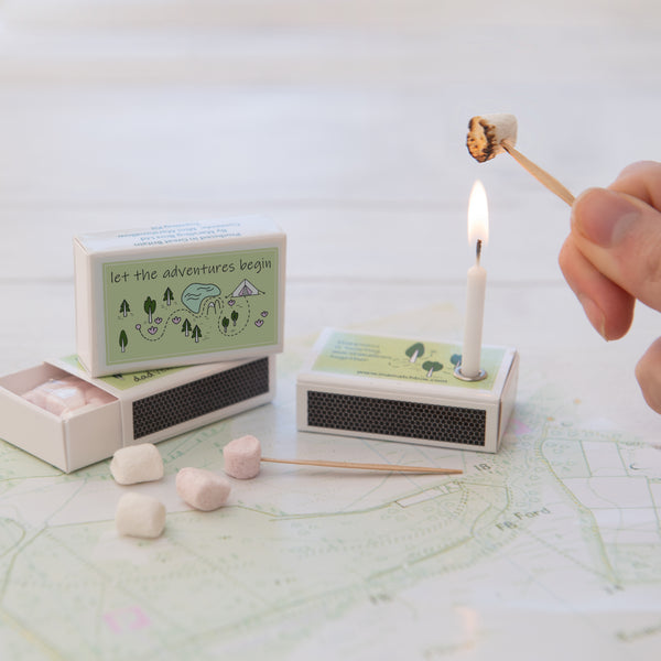 Mini Marshmallow Toasting Kit