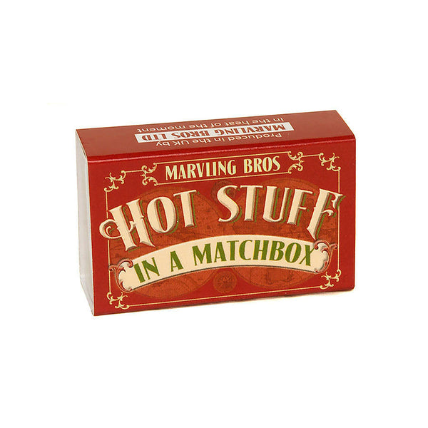 Hot Stuff In A Matchbox