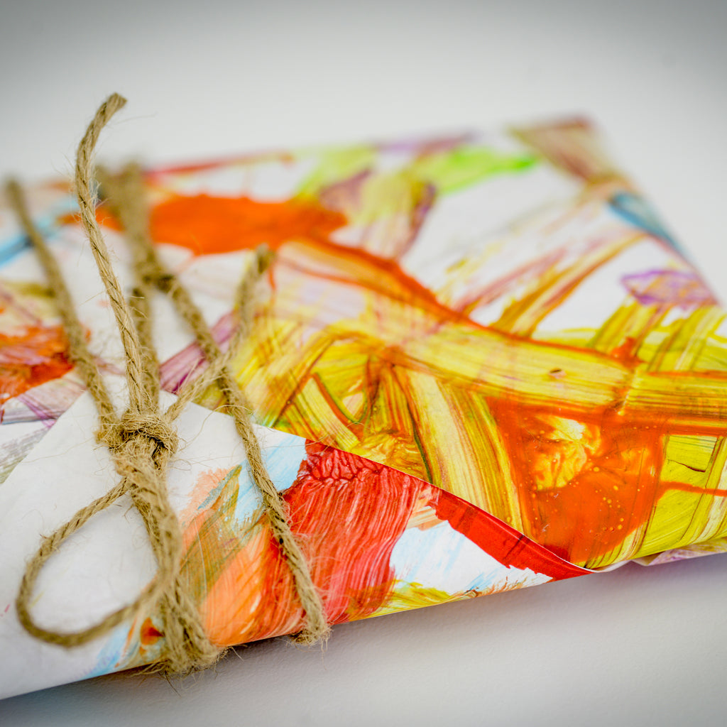 Artfulmind gift wrapping