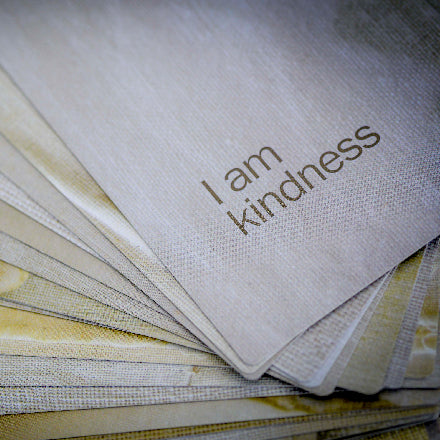 UNDIVIDED SELF CARDS / I AM KINDNESS