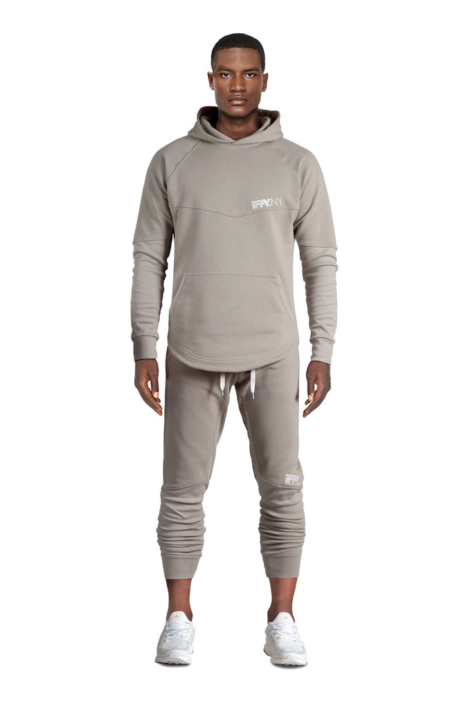 IFFY NY Hunter suit in stone (Hoodie)