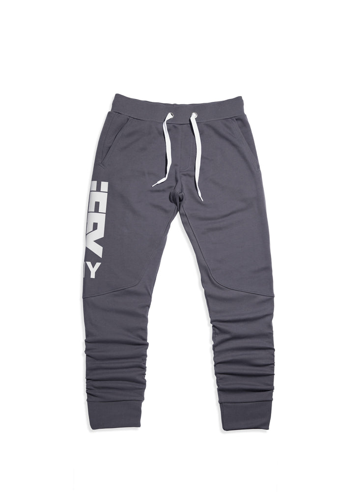 IFFY NY Hunter pants in Sharkskin grey