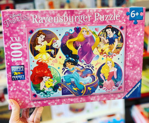 Be Strong, Be You - Disney Ravensburger Puzzle 100pc