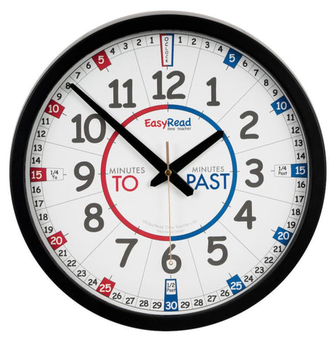 EasyRead Time Teacher Playground Clock