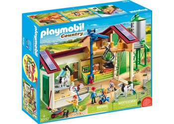 Playmobil 70132 - Farm with Animals