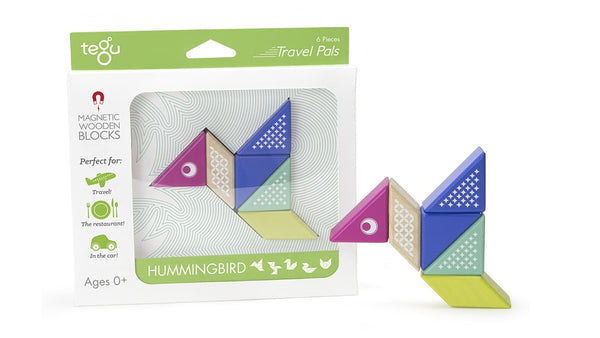 Tegu - Travel Pals - Hummingbird