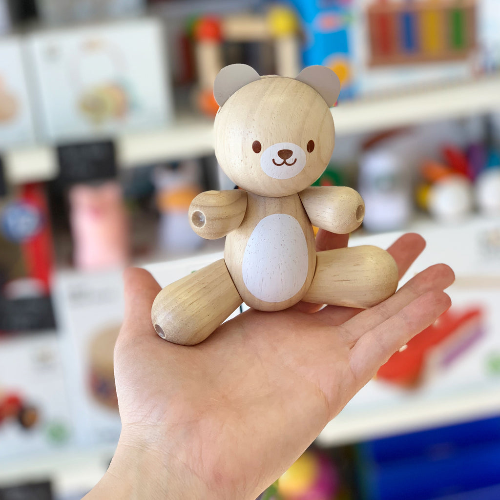 PlanToys - Wooden Bear